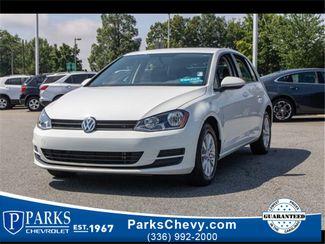2017 Volkswagen Golf TSI S 4-Door in Kernersville, NC 27284