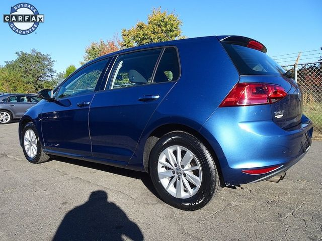 2017 Volkswagen Golf TSI S 4-Door Madison, NC 3