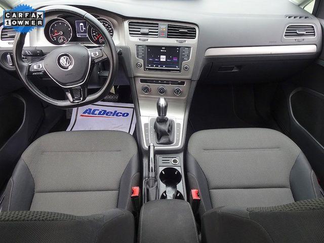 2017 Volkswagen Golf TSI S 4-Door Madison, NC 31