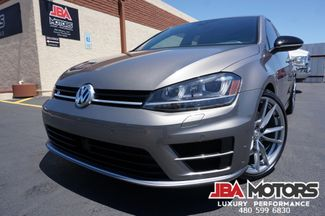 2017 Volkswagen Golf R with DCC and Navigation Driver Assist Package   MESA, AZ   JBA MOTORS in Mesa AZ