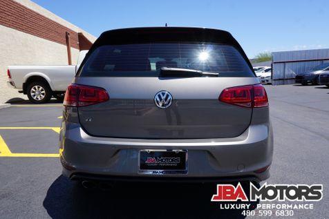 2017 Volkswagen Golf R with DCC and Navigation Driver Assist Package | MESA, AZ | JBA MOTORS in MESA, AZ
