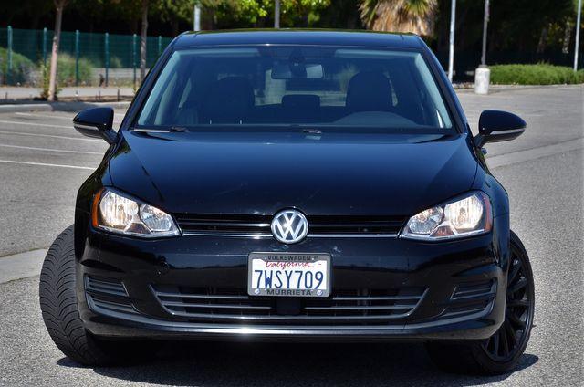 2017 Volkswagen Golf Wolfsburg Edition in Reseda, CA, CA 91335