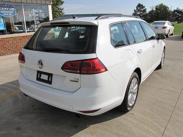 2017 Volkswagen Golf SportWagen S in Medina, OHIO 44256