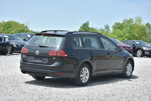 2017 Volkswagen Golf SportWagen S Naugatuck, Connecticut 4