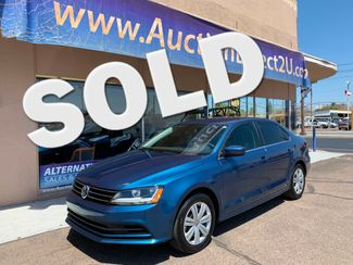 2017 Volkswagen Jetta 1.4T S FULL MANUFACTURER WARRANTY Mesa, Arizona