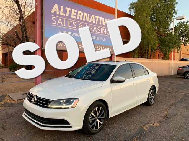 2017 Volkswagen Jetta 1.4T SE 5 YEAR/60,000 MILE FACTORY POWERTRAIN WARRANTY Mesa, Arizona