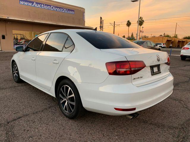 2017 Volkswagen Jetta 1.4T SE 5 YEAR/60,000 MILE FACTORY POWERTRAIN WARRANTY Mesa, Arizona 2