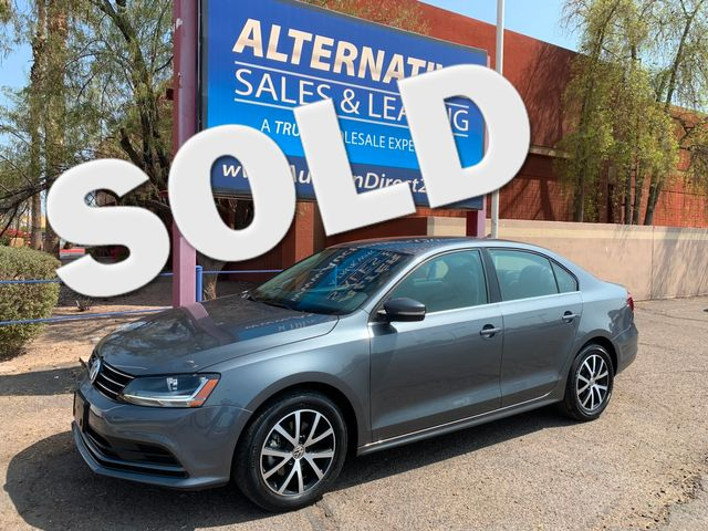 2017 Volkswagen Jetta 1.4T SE 5 YEAR/60,000 MILE FACTORY POWERTRAIN WARRANTY Mesa, Arizona