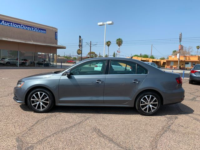2017 Volkswagen Jetta 1.4T SE 5 YEAR/60,000 MILE FACTORY POWERTRAIN WARRANTY Mesa, Arizona 1