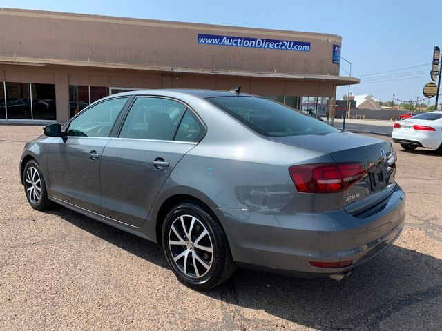 2017 Volkswagen Jetta 1.4T SE 5 YEAR/60,000 MILE FACTORY POWERTRAIN WARRANTY Mesa, Arizona 2