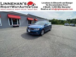 2017 Volkswagen Jetta 1.8T SEL in Bangor, ME 04401