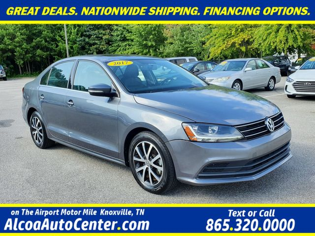 "2017 Volkswagen Jetta 1.4T SE Sunroof/ Heated Seats/ 6.3"" Touchscreen in Louisville, TN 37777"