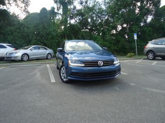 2017 Volkswagen Jetta 1.4T SE LEATHER. SUNROOF SEFFNER, Florida 10
