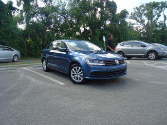 2017 Volkswagen Jetta 1.4T SE LEATHER. SUNROOF SEFFNER, Florida 9