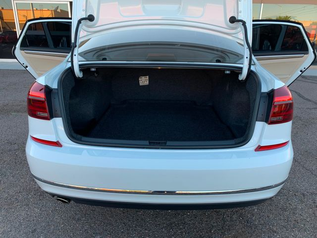 2017 Volkswagen Passat 1.8T SE 5 YEAR/60,000 MILE FACTORY POWERTRAIN WARRANTY Mesa, Arizona 11