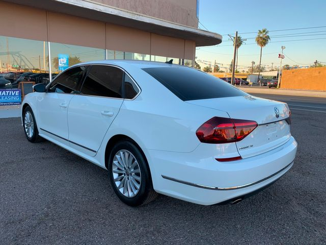 2017 Volkswagen Passat 1.8T SE 5 YEAR/60,000 MILE FACTORY POWERTRAIN WARRANTY Mesa, Arizona 2