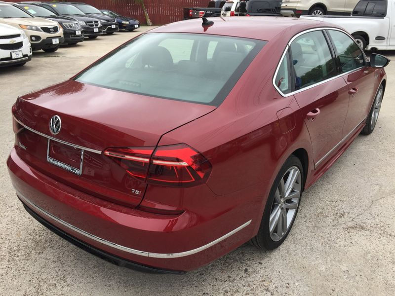 2017 Volkswagen Passat R-Line wComfort Pkg  Brownsville TX  English Motors  in Brownsville, TX