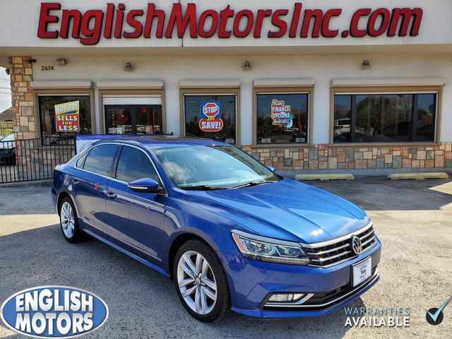 2017 Volkswagen Passat 1.8T SE w/Technology in Brownsville, TX 78521