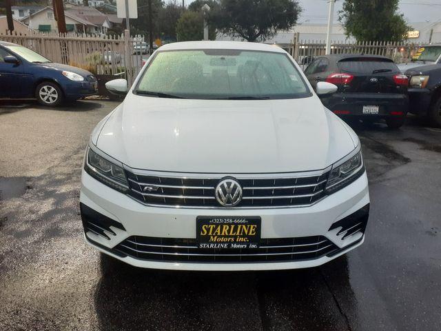 2017 Volkswagen Passat R-Line w/Comfort Pkg Los Angeles, CA 3
