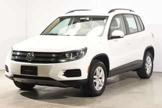 2017 Volkswagen Tiguan S w/ Leather & Heated Seats in Branford, CT 06405