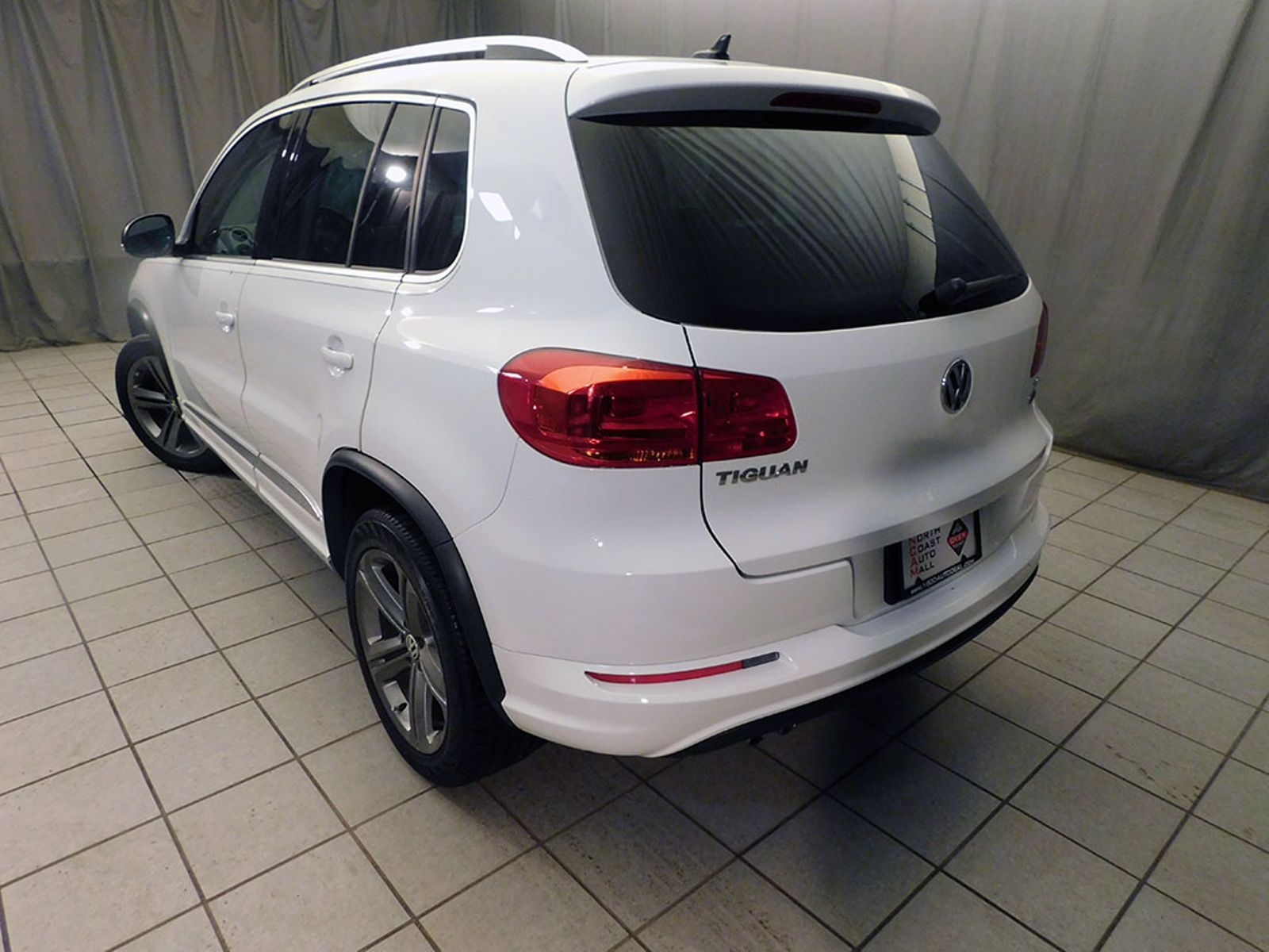 2017 Volkswagen Tiguan Sport City Ohio North Coast Auto