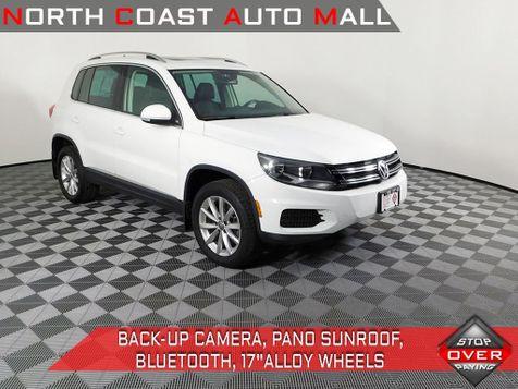 2017 Volkswagen Tiguan Wolfsburg Edition in Cleveland, Ohio