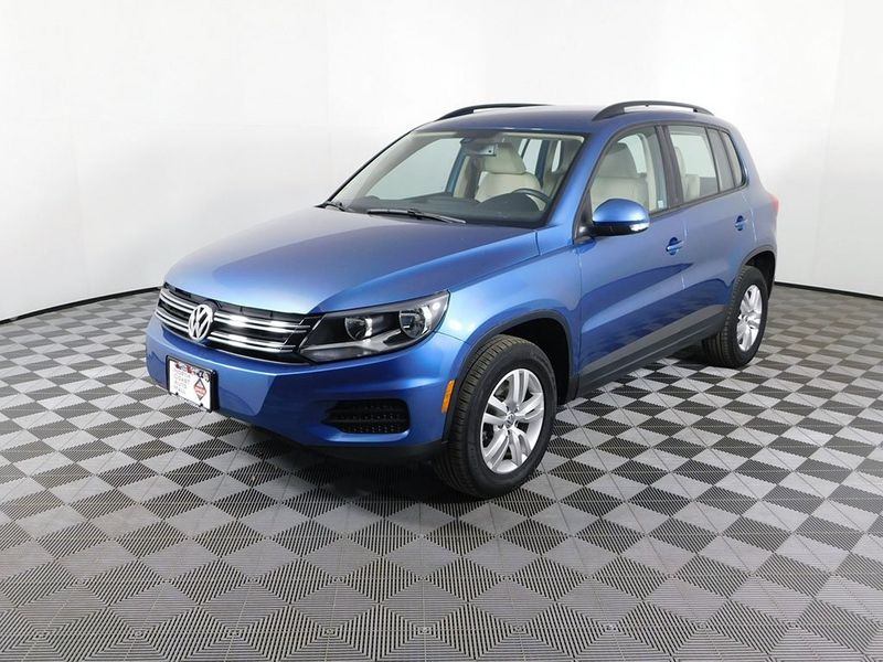 2017 Volkswagen Tiguan S  city Ohio  North Coast Auto Mall of Cleveland  in Cleveland, Ohio
