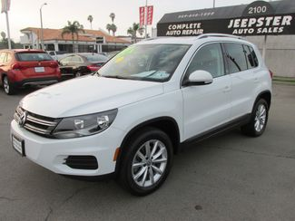 2017 Volkswagen Tiguan Wolfsburg Edition in Costa Mesa, California 92627