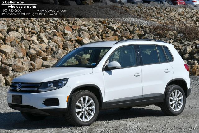 2017 Volkswagen Tiguan Limited 4Motion Naugatuck, Connecticut