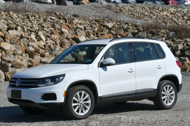 2017 Volkswagen Tiguan Limited 4Motion Naugatuck, Connecticut 2