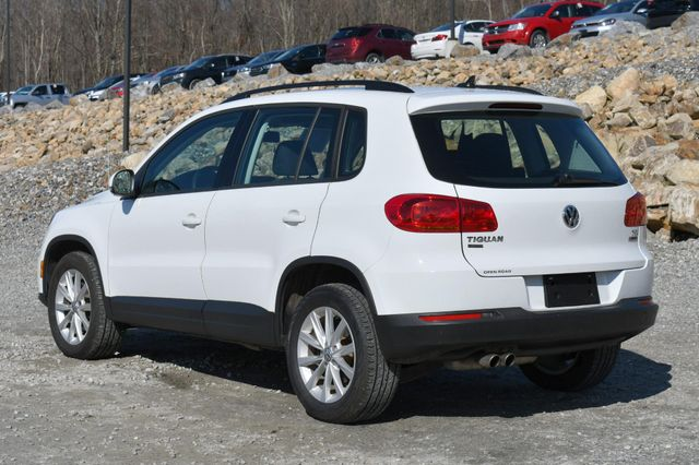 2017 Volkswagen Tiguan Limited 4Motion Naugatuck, Connecticut 4