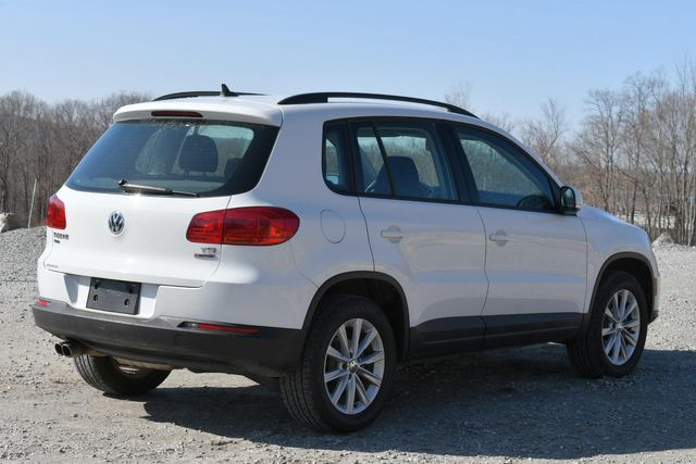 2017 Volkswagen Tiguan Limited 4Motion Naugatuck, Connecticut 6