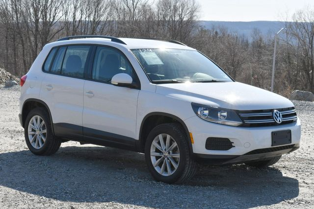 2017 Volkswagen Tiguan Limited 4Motion Naugatuck, Connecticut 8