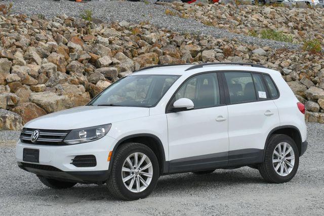 2017 Volkswagen Tiguan S Naugatuck, Connecticut