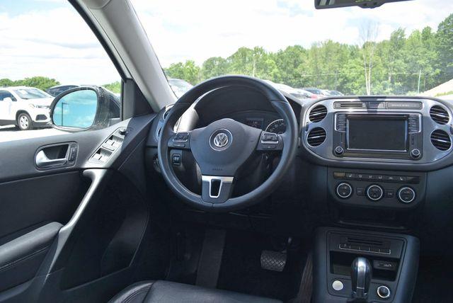 2017 Volkswagen Tiguan Sport Naugatuck, Connecticut 8