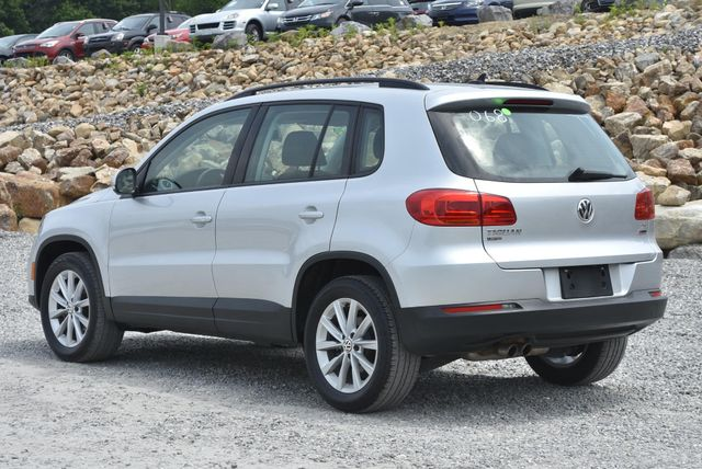 2017 Volkswagen Tiguan Naugatuck, Connecticut 2