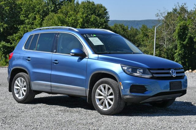 2017 Volkswagen Tiguan Wolfsburg Edition Naugatuck, Connecticut 6