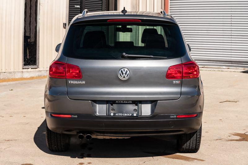 2017 Volkswagen Tiguan WOLFSBURG ED CLEAN CARFAX BACKUP CAM LEATHER NICE! in Rowlett, Texas