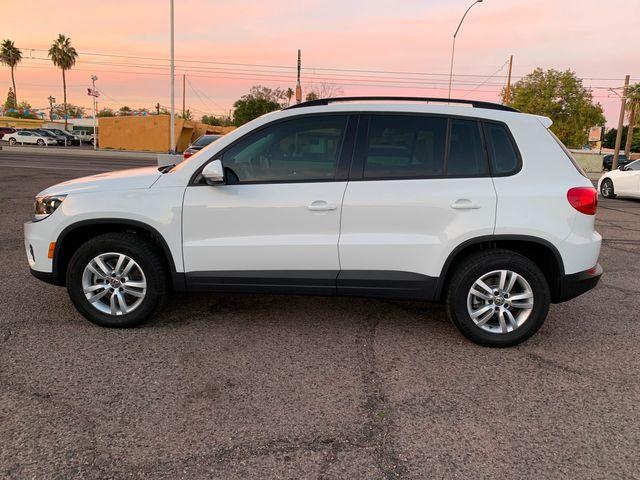 2017 Volkswagen Tiguan S  FULL MANUFACTURER WARRANTY Mesa, Arizona 1