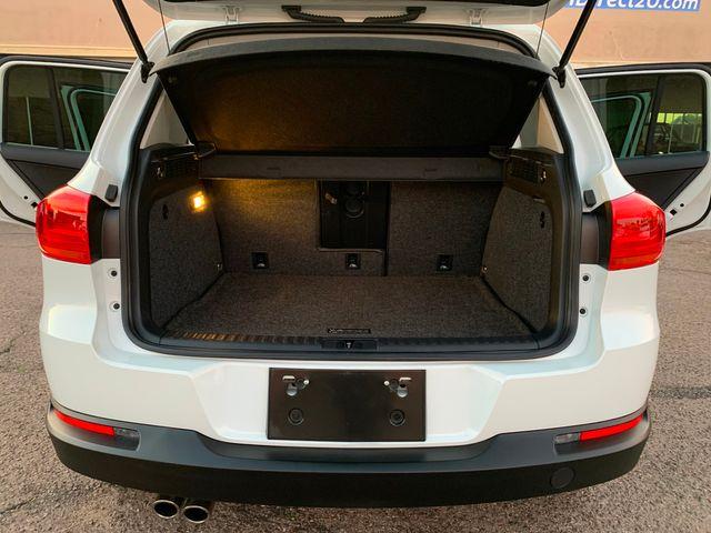 2017 Volkswagen Tiguan S  FULL MANUFACTURER WARRANTY Mesa, Arizona 11