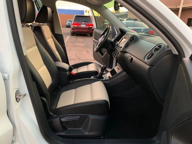 2017 Volkswagen Tiguan S  FULL MANUFACTURER WARRANTY Mesa, Arizona 13