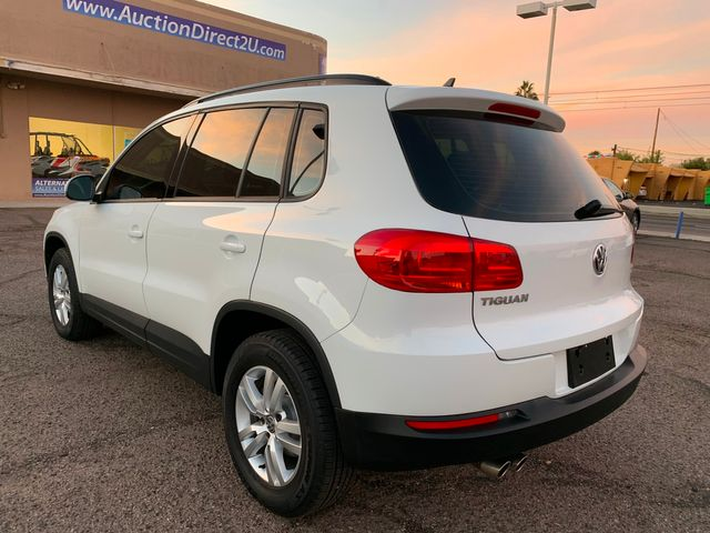 2017 Volkswagen Tiguan S  FULL MANUFACTURER WARRANTY Mesa, Arizona 2
