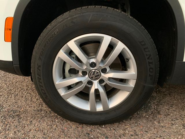 2017 Volkswagen Tiguan S  FULL MANUFACTURER WARRANTY Mesa, Arizona 20