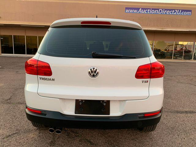 2017 Volkswagen Tiguan S  FULL MANUFACTURER WARRANTY Mesa, Arizona 3