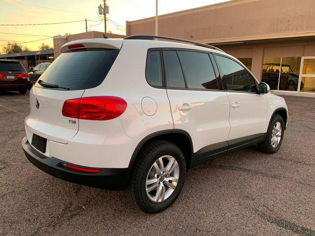 2017 Volkswagen Tiguan S  FULL MANUFACTURER WARRANTY Mesa, Arizona 4