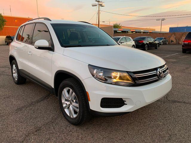 2017 Volkswagen Tiguan S  FULL MANUFACTURER WARRANTY Mesa, Arizona 6