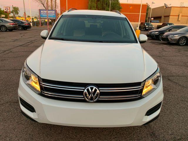 2017 Volkswagen Tiguan S  FULL MANUFACTURER WARRANTY Mesa, Arizona 7