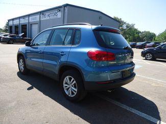 2017 Volkswagen Tiguan 2.0T LEATHER. CAMERA. HTD SEATS SEFFNER, Florida 10
