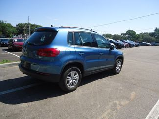 2017 Volkswagen Tiguan 2.0T LEATHER. CAMERA. HTD SEATS SEFFNER, Florida 13
