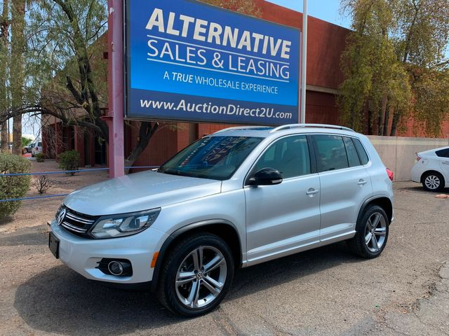 2017 Volkswagen Tiguan Sport 5 YEAR/60,000 MILE FACTORY POWERTRAIN WARRANTY Mesa, Arizona